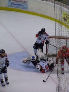 Hockey su Ghiaccio Valpe vs Allegheo