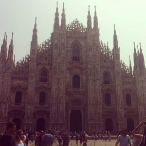 Catedral de Milano
