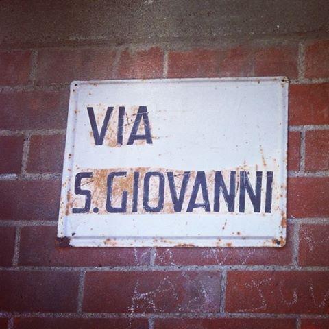 Via S. Giovanni 2