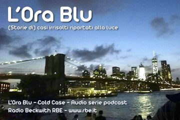 immagine L'Ora Blu - audioserie podcast - cold case