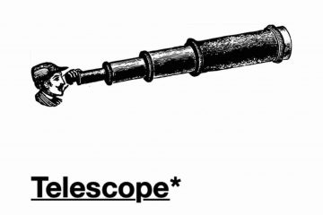 telescope newsletter sull'arte