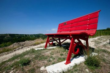big bench rossa